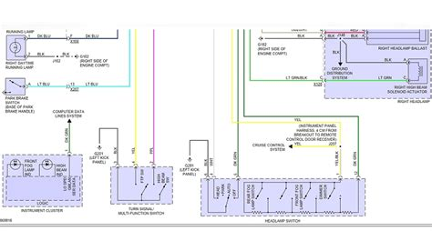 Automobile Wiring Diagram Light Switch by How To Fix Running Light Problems In 20 Minutes