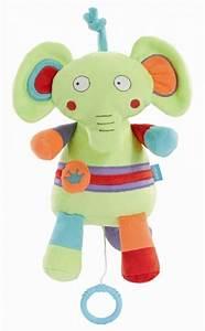 Peluche Musicale Et Lumineuse : babysun peluche elephant musicale et lumineuse colorado ~ Teatrodelosmanantiales.com Idées de Décoration