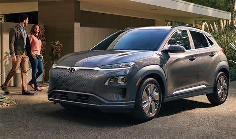 What was the first vehicle in the u.s. 2021 Hyundai KONA electric | Hyundai Canada