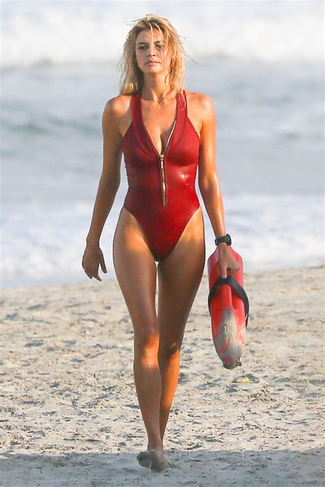 Kelly Rohrbach Swimsuit Baywatch