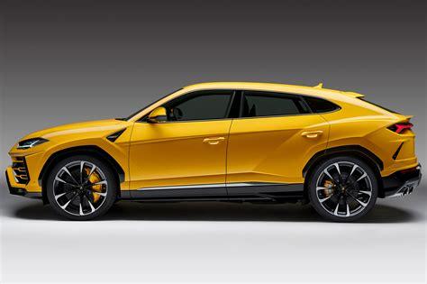 Meet Lamborghini's 'super Sport-utility Vehicle'