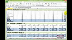 Advanced Excel Modeling  Professional Data Analysis In