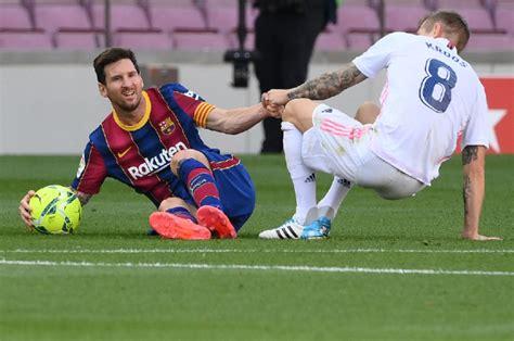 Barcelona Vs Real Madrid En Vivo / Como Ver El Clasico De ...