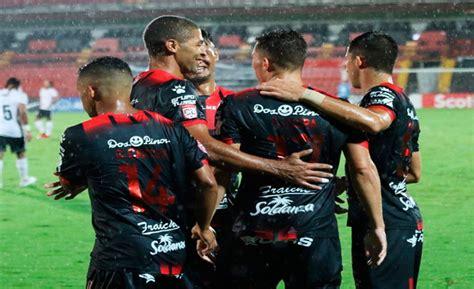 Alajuelense y Alex López a octavos de la Liga Concacaf ...