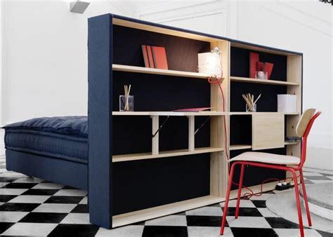 bureau de lit une tête de lit plusieurs fonctions aventure déco