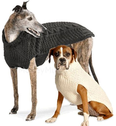 sweaters for boxer dogs 1000 images about sweaters to knit crochet