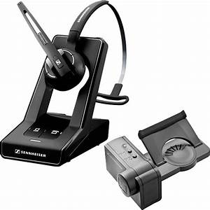 Sennheiser Sd Office Wireless Headset With Lifter