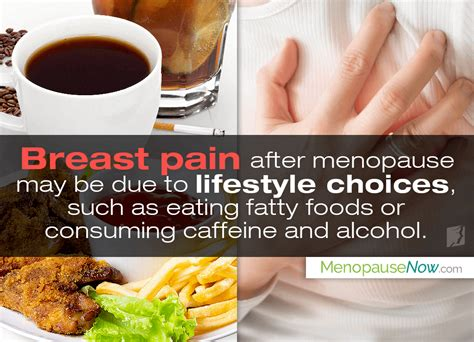 Breast Pain After Menopause | Menopause Now