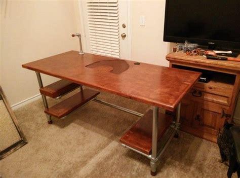 design your own computer desk online 316 best images about pipe desks on pinterest desk plans