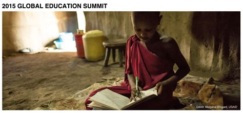 reflecting  global education challenges   usaid
