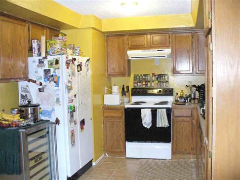 yellow and brown kitchen ideas decorating lovely yellow wall color ideas kropyok home