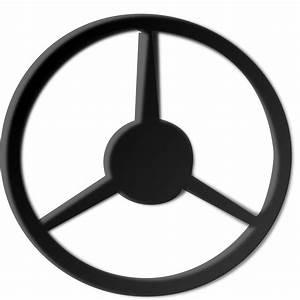 Clipart - steering-wheel