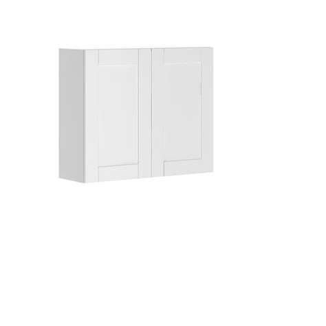 thermofoil cabinet doors home depot eurostyle ready to assemble 36x30x12 5 in oxford wall