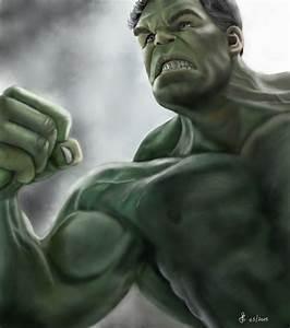 Hulk - Avengers: Age of Ultron by Saryetta86 on DeviantArt