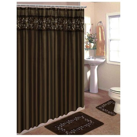 fancy brown curtains for shower useful reviews of shower