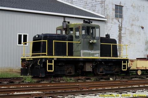 center cab locomotives