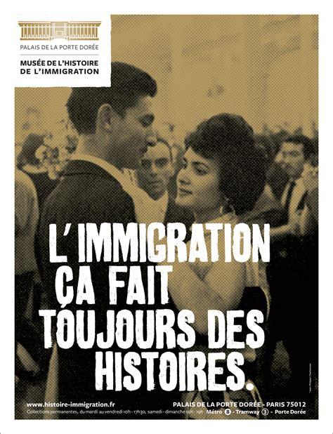 bureau de l immigration pub musée de l 39 histoire de l 39 immigration 2013