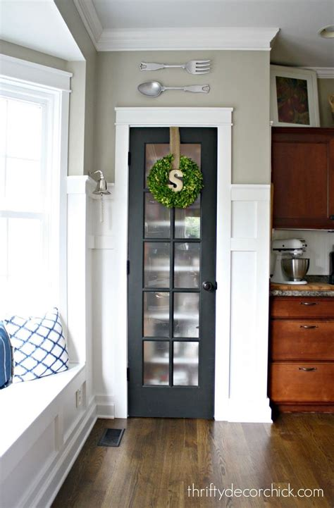 large room divider small pantry door design decoration