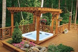 Excellent Deck Flooring Desing Wooden Ideas For Outdoor
