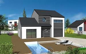 Constructeur Maison Metz : plan maison hcc ~ Melissatoandfro.com Idées de Décoration