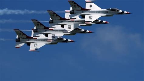 Air Force Thunderbirds pull out of Saturday Dayton Air ...