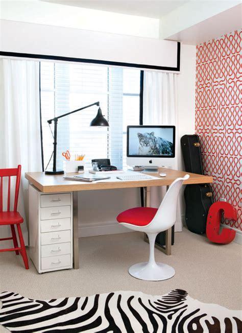 bureau dans salon aménager un mini coin bureau dans petit salon