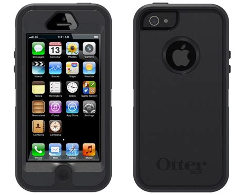 otterbox for iphone 5 otterbox defender series iphone 5 gadgetsin