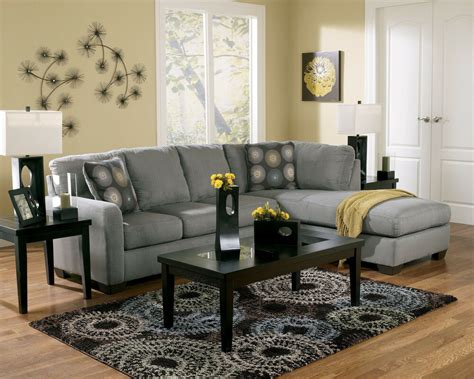 Charcoal Sofa Living Room by Contemporary Charcoal Sectional Modern Living Room