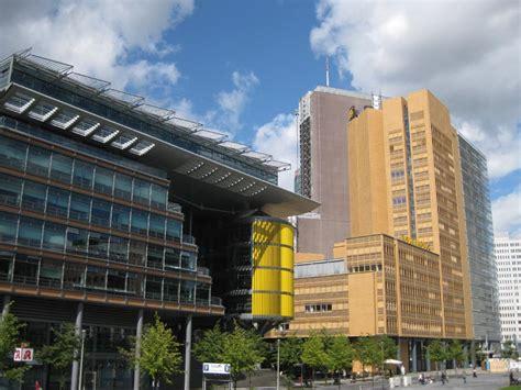 Linkstrasse Buildings, Richard Rogers Berlin Building