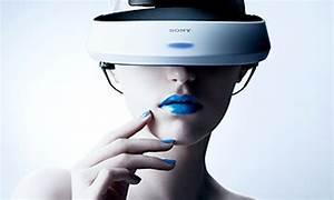 Ps4 Réalité Virtuelle : ps4 un casque de r alit virtuelle pour contrer l 39 oculus ~ Nature-et-papiers.com Idées de Décoration