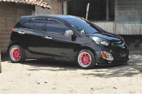 Modifikasi Kia Picanto by Modifikasi Kia Picanto Si Mungil Gahar Nan Cantik Mobil