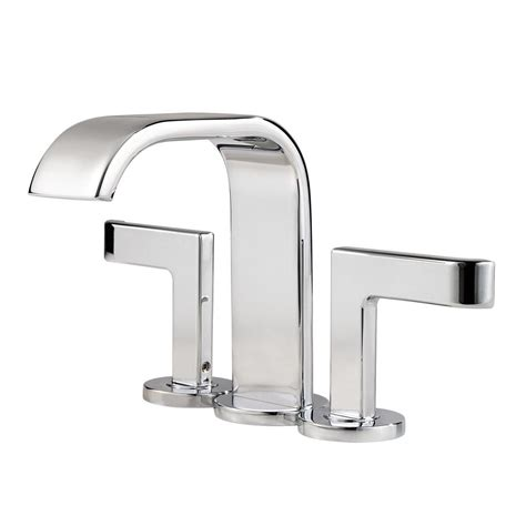 Pfister Faucets Bathroom by Pfister 4 In Minispread 2 Handle Bathroom Faucet In