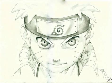 Naruto Shippuden Drawings Uzumaki Naruto High Quality