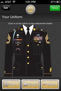 Army Uniform  Army Uniform Diagram