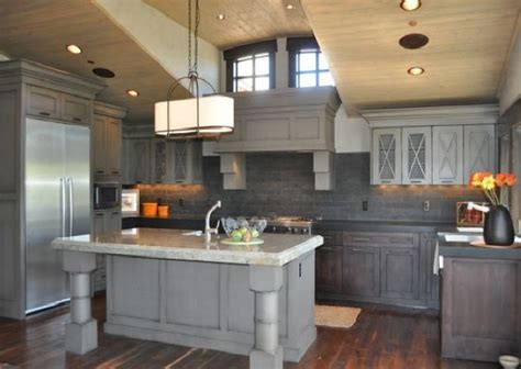 Restaining Oak Cabinets Grey 25 best ideas about restaining kitchen cabinets on