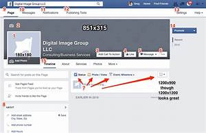 how to create a facebook business page the definitive With facebook company page template