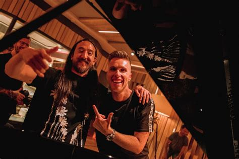 Nicky Romero & Steve Aoki Team Up For A Unique Remix Swap