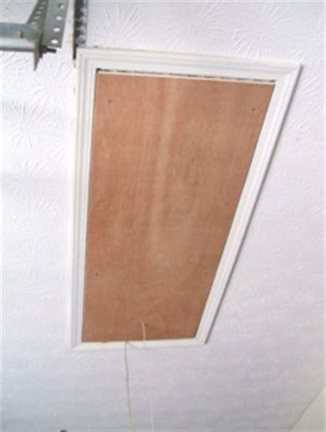 attic ladder installation    life easier great