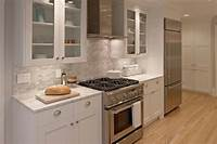 all white kitchen 12 Luxury All-white Kitchens With a Tasteful Attention to ...