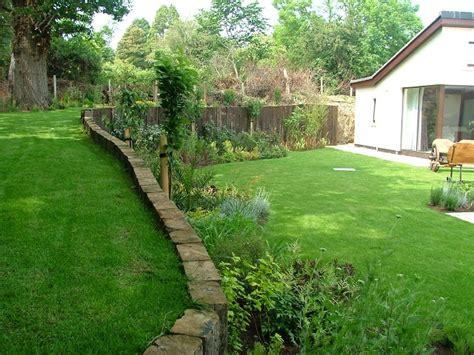 Garden Ideas Split Level  Peter Donegan Landscaping Ltd