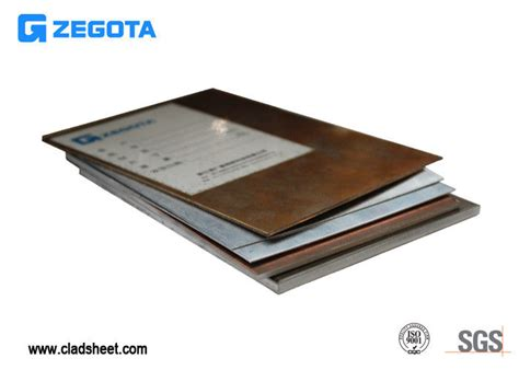cookware cold rolled copper clad steel sheet  high
