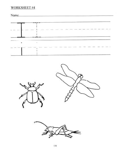 letter ii worksheets kindergarten letter i worksheets