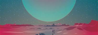 Distance Space Short Jam Cowboy Visual Story