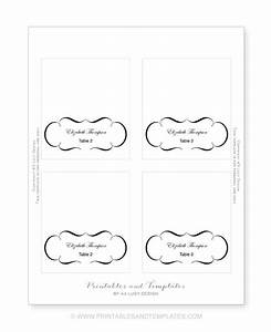 free place card template 6 per sheet icebergcoworking With template for place cards 6 per sheet