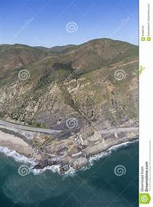 Pacific Coast Highway At Point Mugu California Stock Image ...