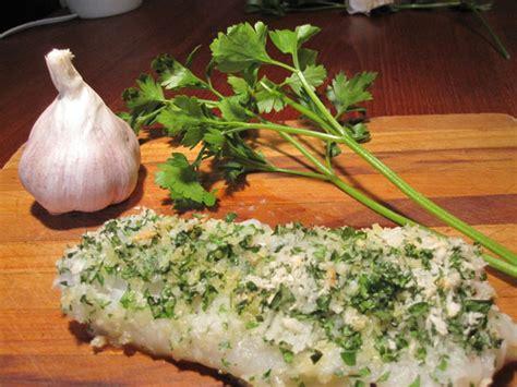 baked   garlic herb panko crust toronto star