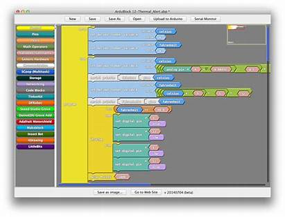 Ardublock Arduino Programming Learn Alternative Interfaces Language