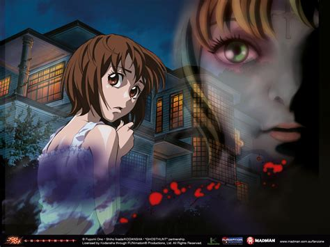 Ghost Hunt Anime Wallpaper - ghost hunt madman entertainment
