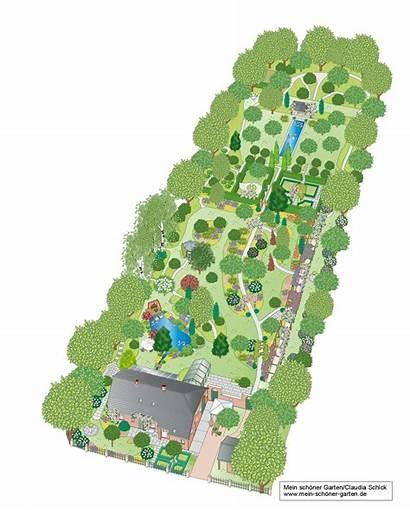 Garten Zu Den