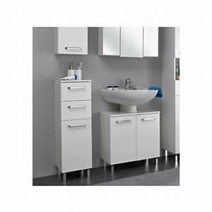 meubles sous lavabo 60 dans meuble salle de bain achetez With meuble sous lavabo avec pied 13 vasque salle de bain bleu